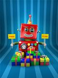 Happy Birthday Robot