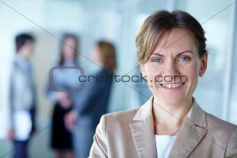 Female leader