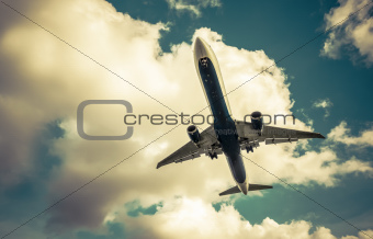 passenger jet abstract