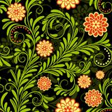 Vntage seamless pattern