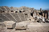 Greek Ruins, Side, Turkey