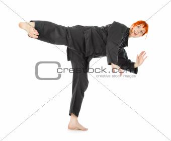 Wushu Woman