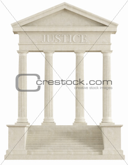 Justice temple