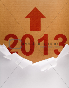 Unpacking the new year 2013