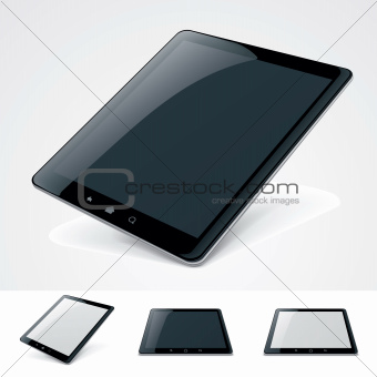 Vector generic tablet pc