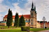 Velehrad - The Basilica of Assumption of Mary and St Cyrillus an