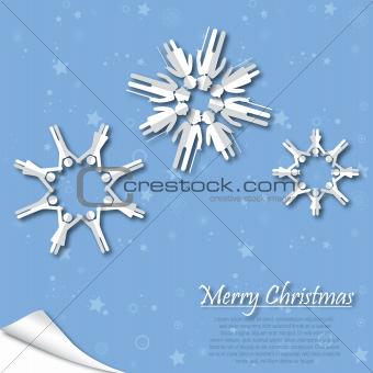 People snowflake