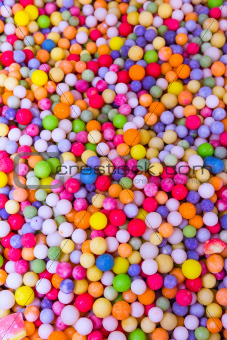 Candy background