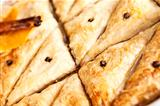 greek deli item: baklava