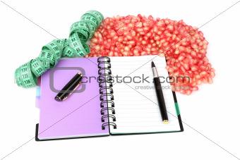 nutrition diary