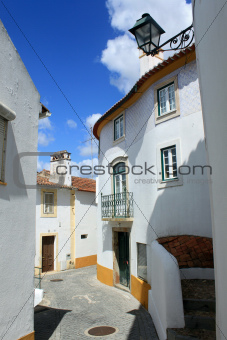 Narrow street in Constancia