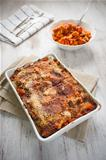 Vegetarian lasagne
