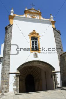 Convento dos Loios in Evora