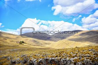 Hills of Peru
