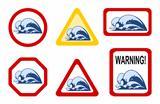 Danger nature - wave breaker
