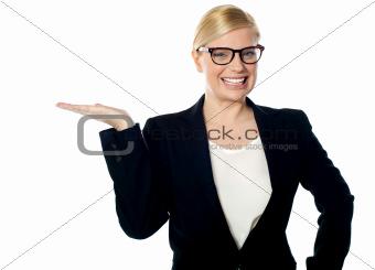 Company secretary representing copyspace