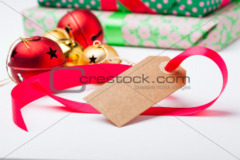 Christmas gifts and decorations