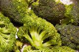 green fresh broccoli