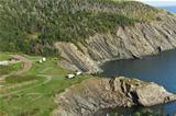 Meat Cove camp ground, Cape Breton Island