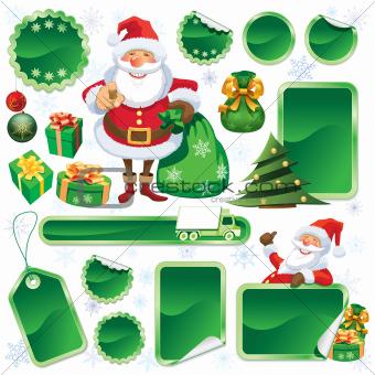 Green Christmas sale