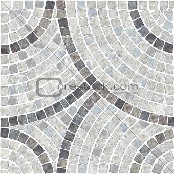 mosaic texture. (High.res.)