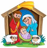 Christmas Nativity scene 2
