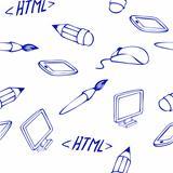 web icons seamless