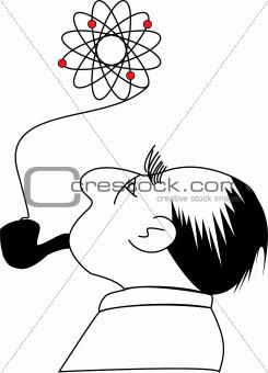 Atomic pipe