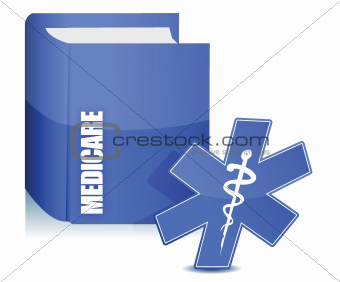 medicare book illustration