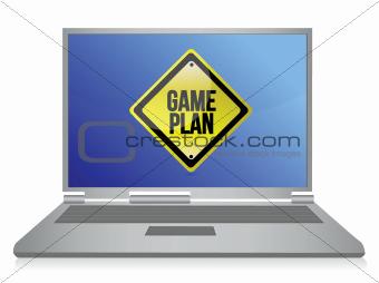 game plan computer