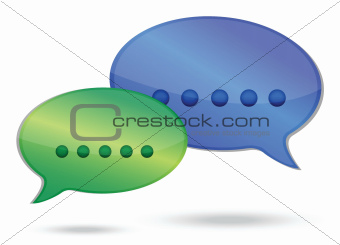 communication concept illustration