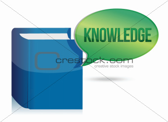knowledge book illustration