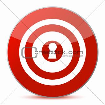 target lock