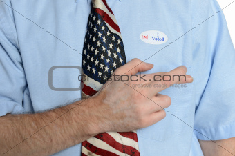 Hopeful Patriot Voter