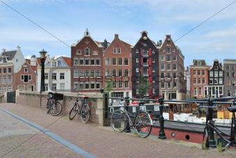 Amsterdam, Krommevaal