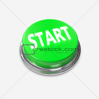 Green Alert Button Start