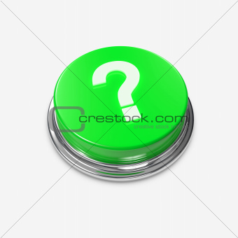 Green Alert Button Question Mark