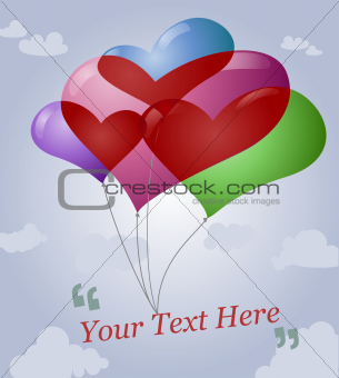 Loving Heart Balloon