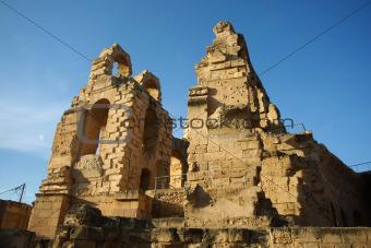 Ruins of Roman Arena