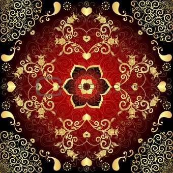 Valentine frame