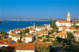 Dalmatian Town of Kali, Ugljan, Croatia