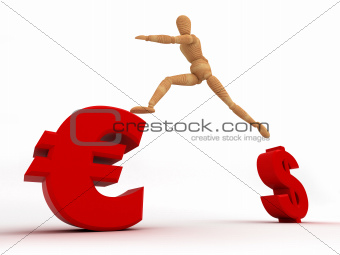 Change Currency (With clipping path)