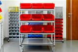 Inventory shelf