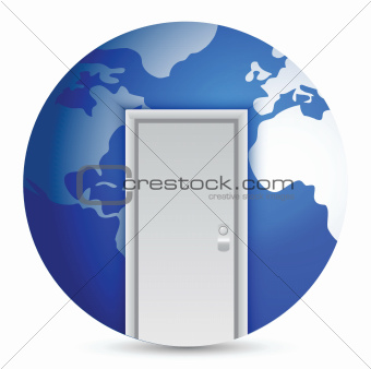 door to the center of the world