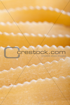Pasta waves background