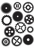 Mechanical Gears Illustration