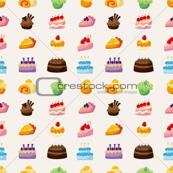 cake pattern seamless
