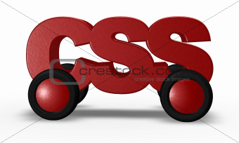 css on wheels