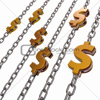 dollar chains
