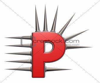 prickles letter